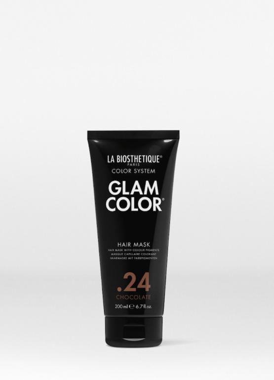 La Biosthetique Glam Color Hair Mask .24 Chocolate - 200ml