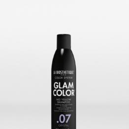 La Biosthetique Glam Color No Yellow Shampoo .07 Crystal - 250ml