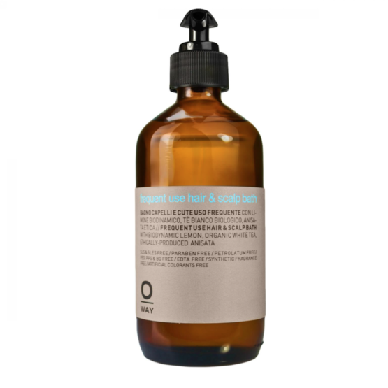 Oway Frequent use hair and scalp bath